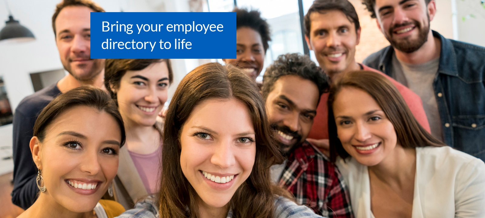 Bring your employee directory to life